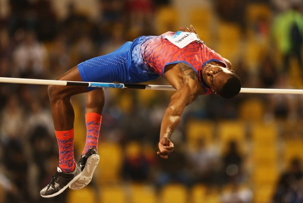 Erik Kynard won the first stage of Diamond League 2016 (+Video)