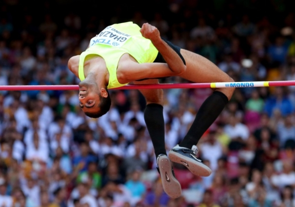 Majd Eddin Ghazal cleared a world-leading 2.36m in Beijing (+VIDEO)